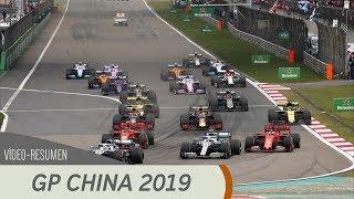 Resumen del GP de China - F1 2019