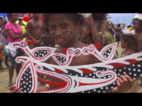 Alotau Kenu & Kundu Festival in Papua New Guinea