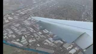 (FS2004) Air France Boeing 777-200ER (F-GSPY) PHNL test flight and landing