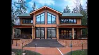 видео Финские дома из клееного бруса: почему стоит их выбрать