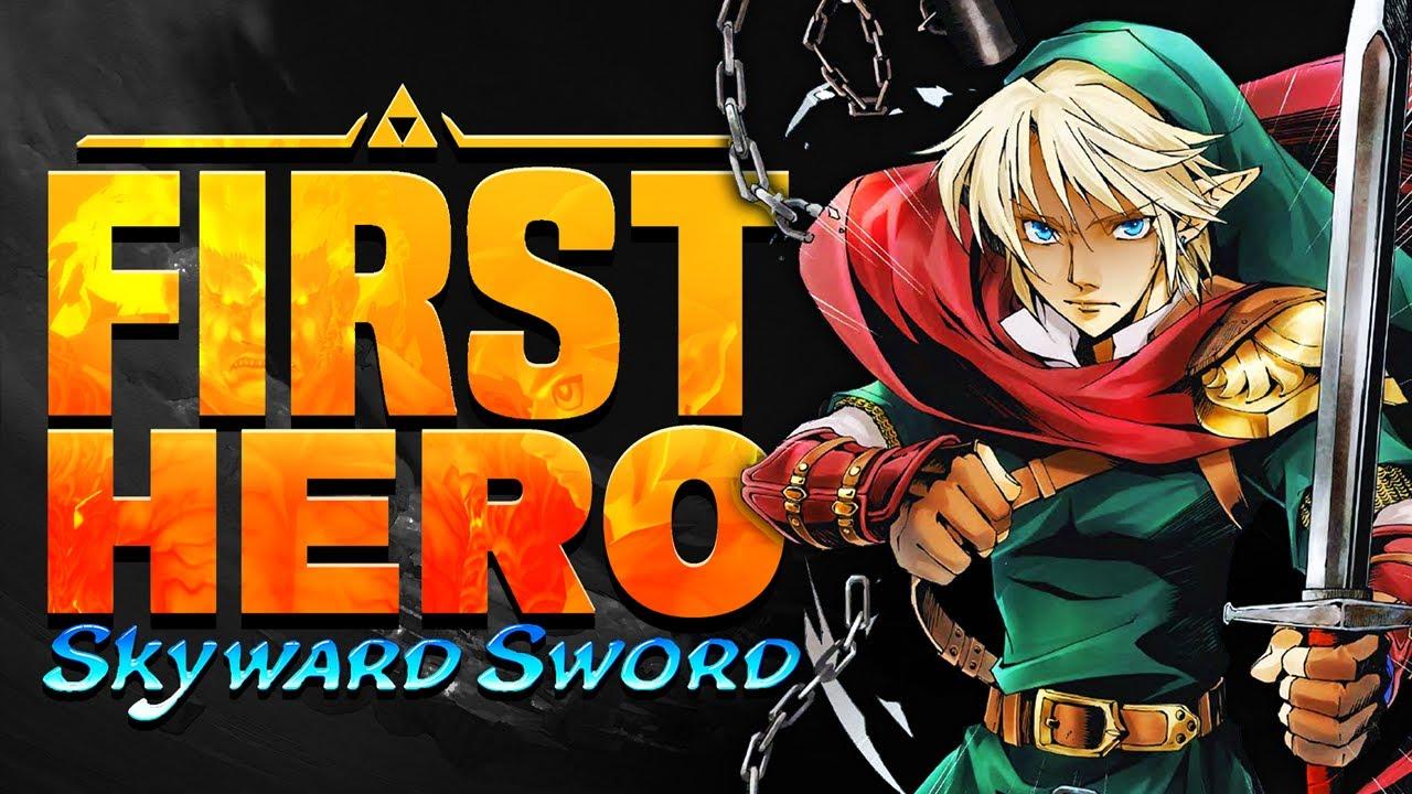 Who was the first Link? Hylia's Chosen Hero (Legend of Zelda)