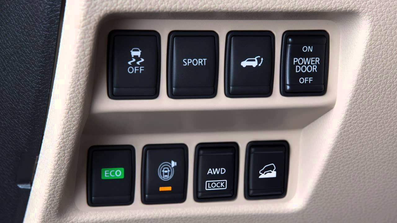 2015 Nissan Rogue Hill Descent Control If So Equipped