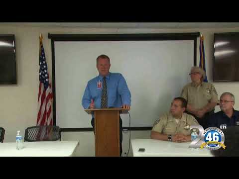 10/03/2017 Nye County Sheriff's Office |  Nye County School District | Press Conference