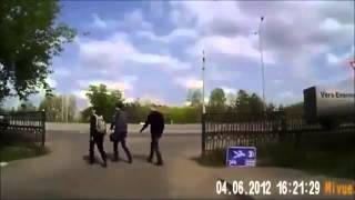 Лучшие Авто приколы 2015 Ржачное видео до слез!!!