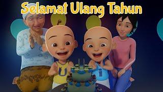Upin Ipin Bernyanyi Lagu Anak Anak Selamat Ulang Tahun Dan Kawan Kawan