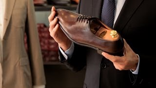 How to Dress for a Job Interview | Men's Fashion