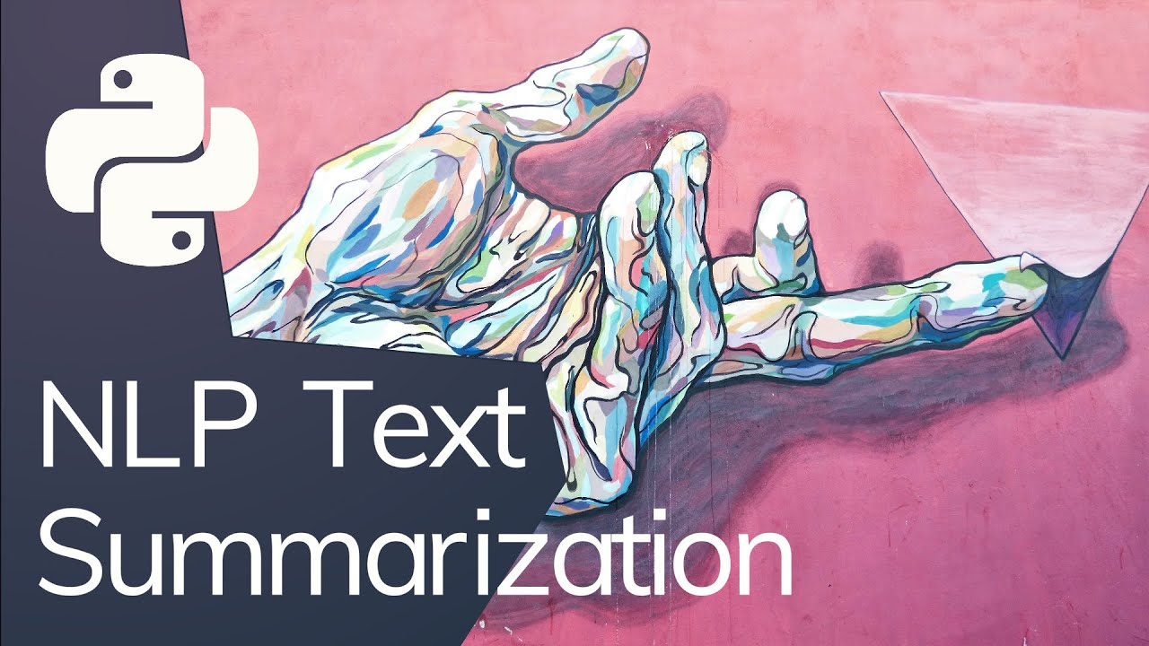 Text Summarization with Google AI's T5 in Python