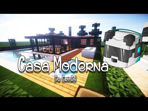 Download video como hacer una casa moderna en minecraft for Casa moderna sketchup download