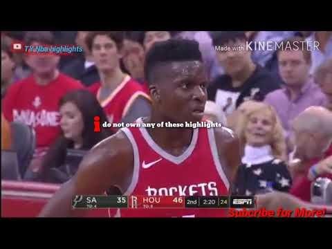 Houston Rockets Vs San Antonio Spurs March 12, 2018