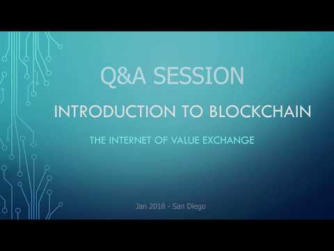 Blockchain - Questions & Answers