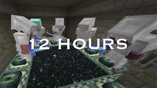 12 HOURS - A Minecraft Movie