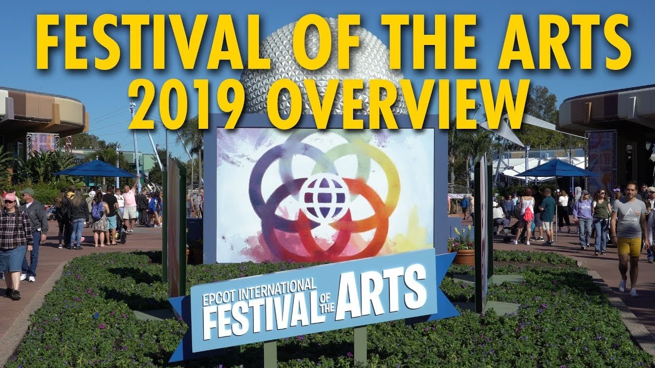 Epcot International Festival of the Arts at Walt Disney World