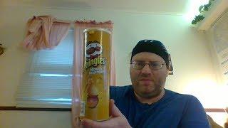 BLC: Tuesday Night Taste-Test: Pringles Honey Mustard Chips