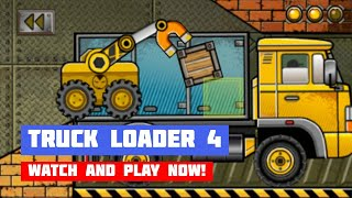 Truck Loader 4 · Game · Gameplay
