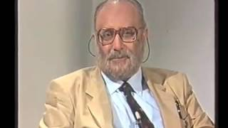 A Rare Clip: Professor Abdus Salam Interviewed on PTV in 1989 by Dr. Pervez Hoodbhoy