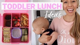 Quick Healthy Lunch Ideas for Toddlers (DAY CARE) | Her Nourished by Krissy Ropiha