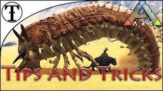 Where to find Deathworms in Ragnarok and Scorched Earth :: Ark : Survival Evolved Tips and Tricks