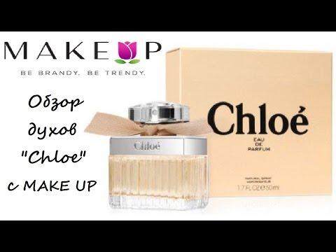 Обзор духов Chloe C MAKE UP