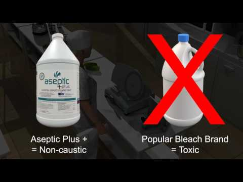 Aseptic Health   Food Service Industry