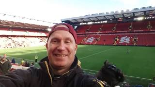 The Anfield Experience - Liverpool FC vs. Fulham 2-0