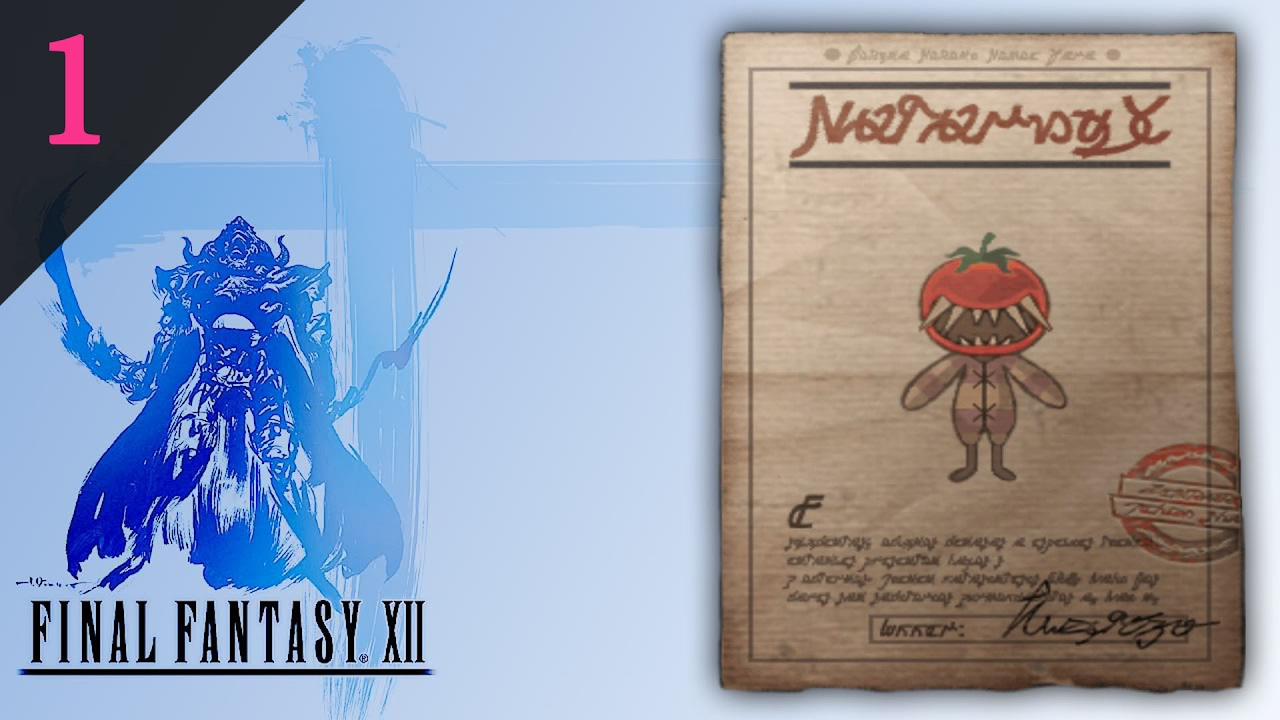 Download 1. FFXII Hunt - Rogue Tomato (Red and Rotten in the Desert)