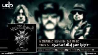 Motörhead - Shoot Out All of Your Lights (Bad Magic 2015)