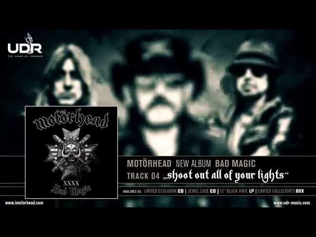 motörhead shoot out all of your lights lyrics genius lyrics