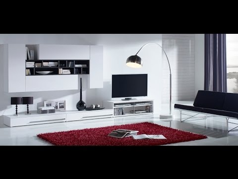 C mo decorar un sal n moderno ideas y trucos para decorar salones youtube - Decoracion salon comedor moderno ...