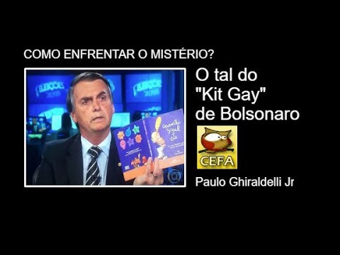 COMO DESVENDAR MISTÉRIO DO KIT GAY?