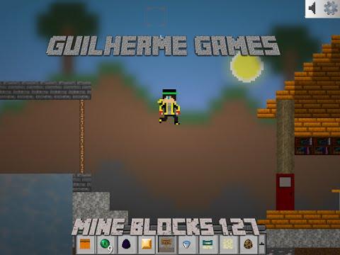 Mine Blocks 1.27 Mapa Link Na Descrição