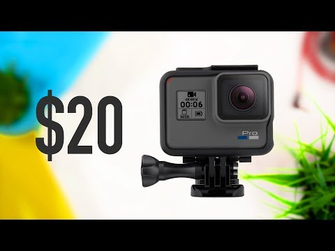 Best 4k Action Camera In 2020? For $20!