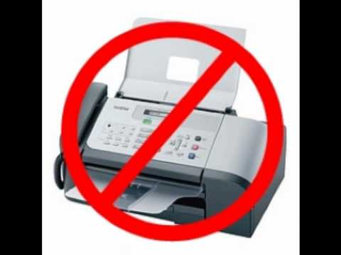 hook fax machine to cell phone
