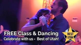 Class & Social Dancing at DF Dance Studio - Come Shake Your Tail Feather!