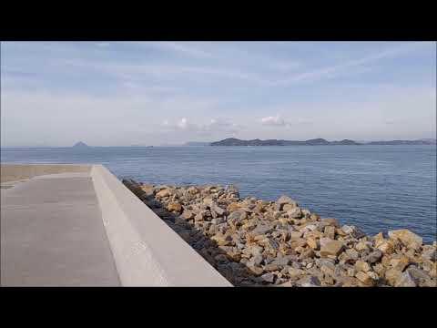 Seto Inland Sea from Ogijima