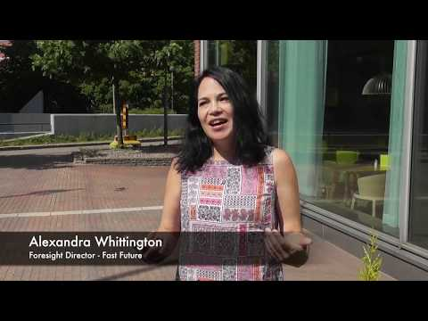 Alexandra Whittington - talks about her experience at Fast Future ...