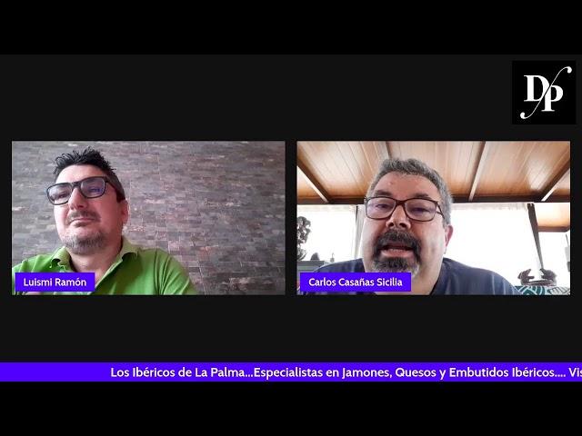 Hoy charlamos con Carlos Casañas, propietario de
