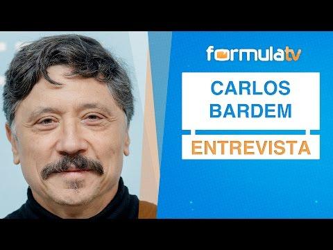 """Carlos Bardem ('La zona'): """"Series como esta son un paso adelante en la ficción española"""""""