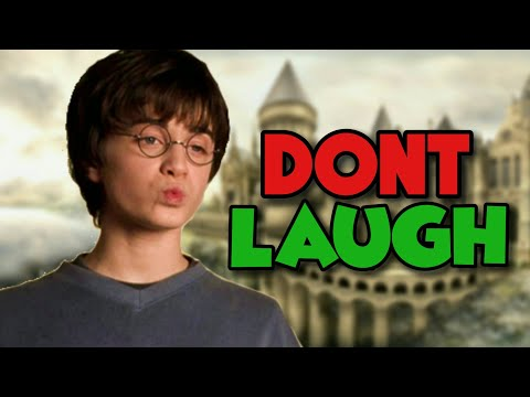 Harry Potter    Try Not To Laugh or Smile Challenge