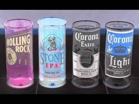 Вопрос: Как сделать стакан из бутылки?
