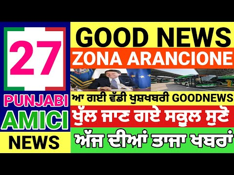 27/11 ITALIAN NEWS TRANSLATED BY PUNJABI AMICI CHANNEL