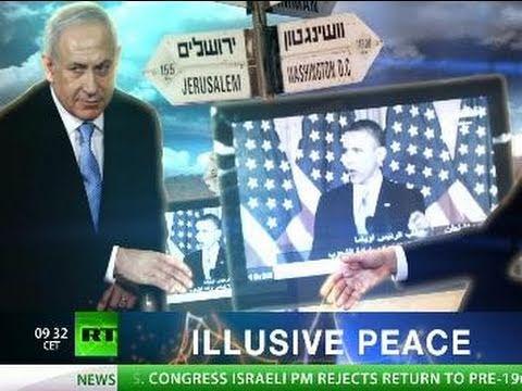 CrossTalk: Obama, Israel & Peace Illusion