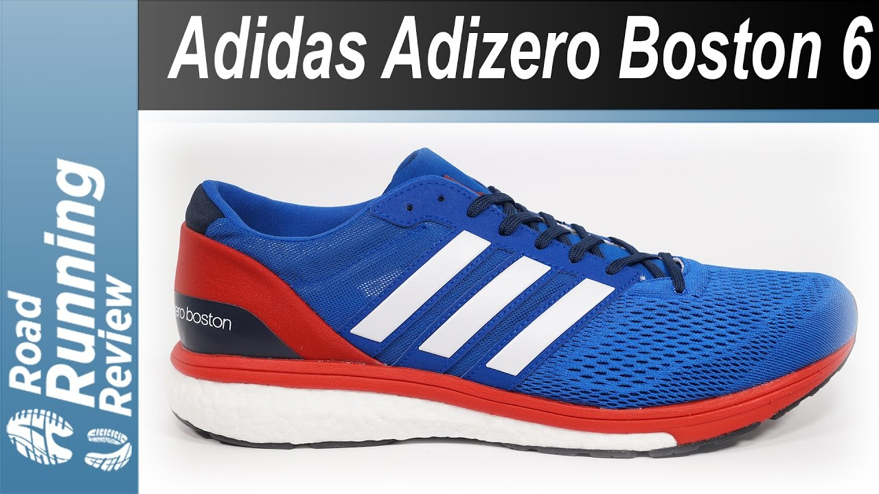 adidas adizero Boston Boost 6 (Unboxing)