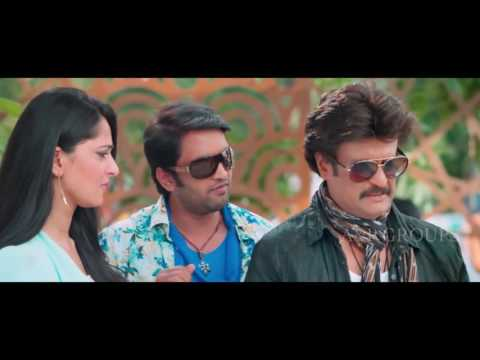 Lingaa Full Length comedy scenes   A&P Groups   Rajinikanth   Anushka Shetty   Sonakshi Sinha