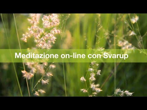Meditazione On-line Con Svarup