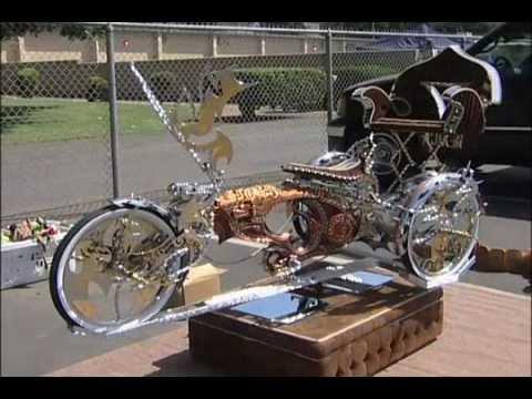 Radical Lowrider Bicycle - YouTube
