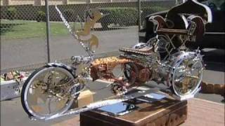 Radical Lowrider Bicycle