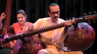 Ust. Bahauddin Dagar playing Raga Jog Alap