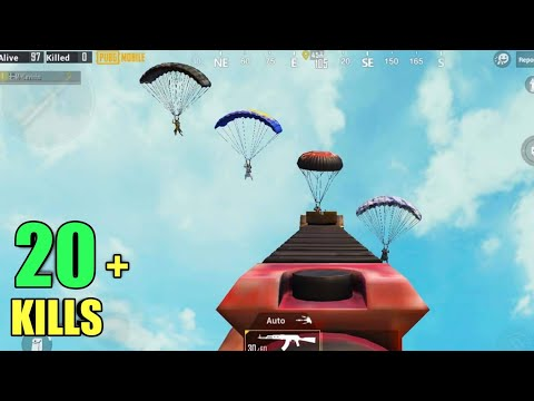 WILL THEY SURVIVE THIS?? | AGGRESSIVE GAMEPLAY | PUBG MOBILE