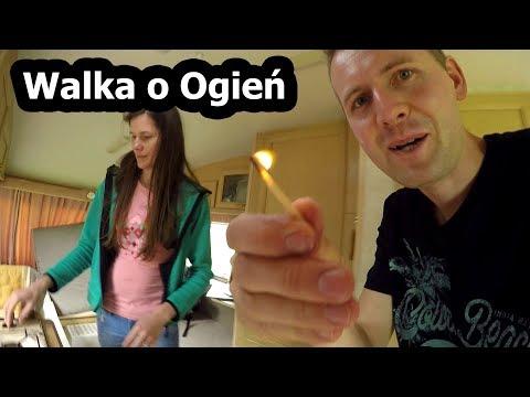 Walka o Ogień w Szwajcarii  (Vlog #137)