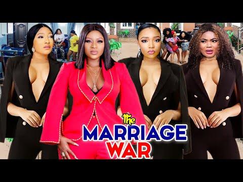 MARRIAGE WAR COMPLETE SEASON 1&2( DestinyEtiko) 2021 LATEST NIGERIAN TRENDING MOVIE